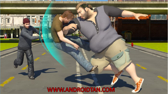 Hunk Big Man 3D: Fighting Game Mod Apk Free Latest Version