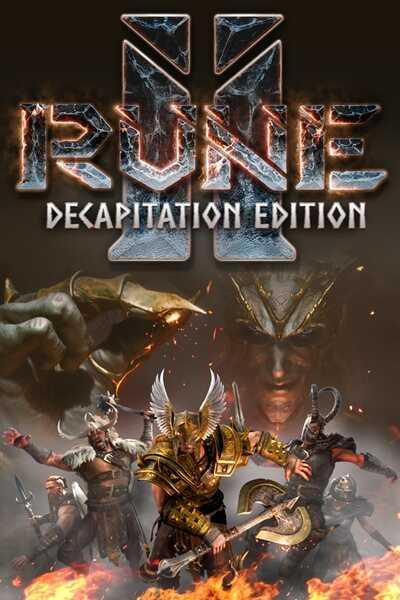 โหลดเกมส์ [Pc] RUNE II: Decapitation Edition