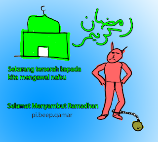 Thoughts are Contagious: Ramadhan