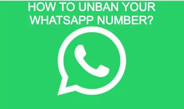 Temporary Ban किए गए whatsapp account को कैसे ठीक करें।