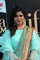 Samantha Ruth Prabhu Looks super cute in a lovely Saree  Exclusive 13.JPG