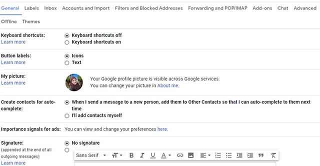 জিমেইল প্রোফাইল ছবি পরিবর্তন ,gmail profile picture change, kivabe gmail er chobi change korbo