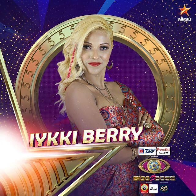 Iykki Berry  Singer