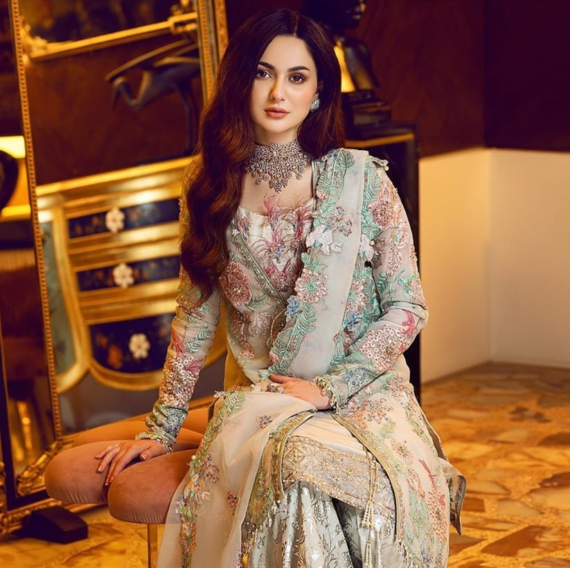 Hania Amir Princess Looks from New Colorful Photo Shoot