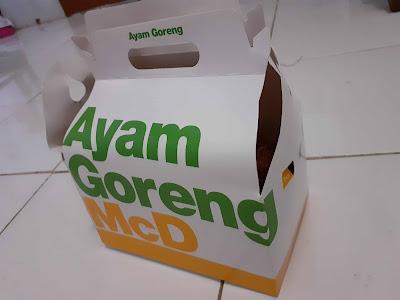 McD Fried Chicken