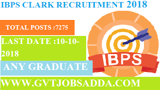 ibps 7275 posts apply online