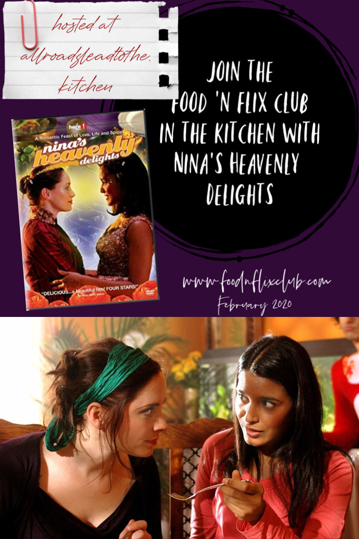 Join #FoodnFlix in the kitchen with Nina's Heavenly Delights