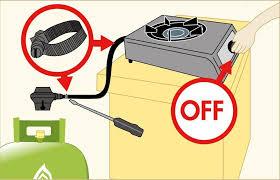 cara aman menggunakan kompor gas