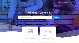 Crowdtap's main support page for PC