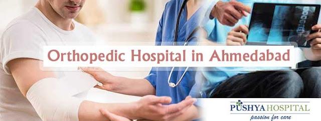 Orthopedic Hospital in Ahmedabad