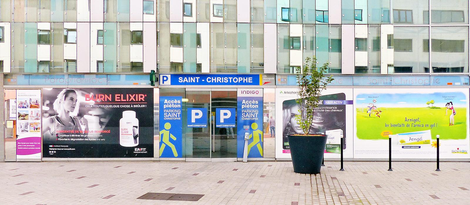 Promenade de la Fraternité, Tourcoing - Pharmacie St Christophe