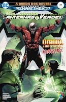 DC Renascimento: Hal Jordan e a Tropa dos Lanternas Verdes #27