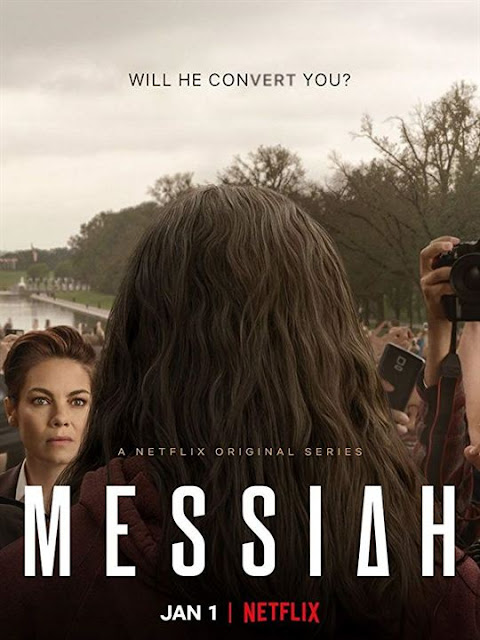 Serial Messiah Netflix