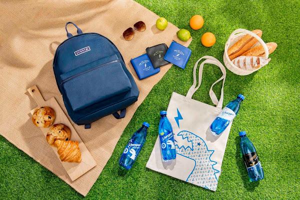 「舒味思」氣泡水推出《「舒味思」風格出走集點送活動》,集點商品包括「Schweppes x SPORT b. 聯名帆布袋」、「SPORT b.零錢包」、「SPORT b.後背包」,陪著消費者打造潮流生活