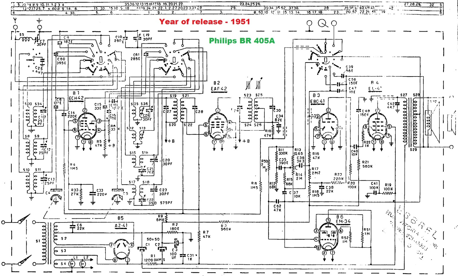 Philips Br 405a Acdc Radio Circuit Diagram Schematic Diagrams. Circuit Diagram. Wiring. Philips Tube Radio Schematics At Scoala.co