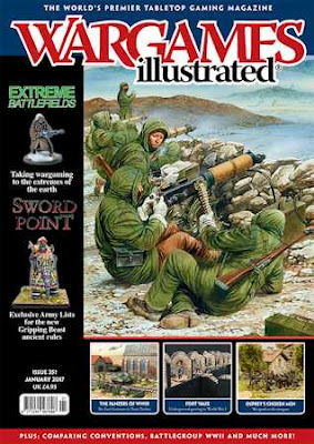 Wargames Illustrated 351, January 2017
