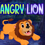 Play Games4King Release The Angry Lion