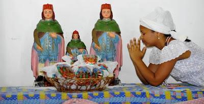 Oração a São Cosme e Damião