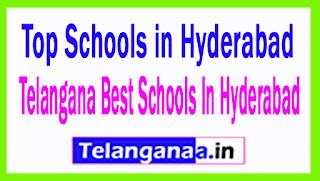 Telangana Best Schools In Hyderabad