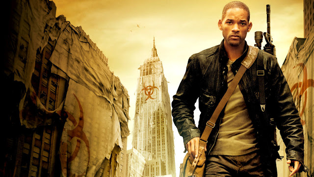 Will Smith in I am Legend | Rapid Transmissions Science Fiction