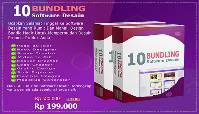 10 Bundling Software Desain