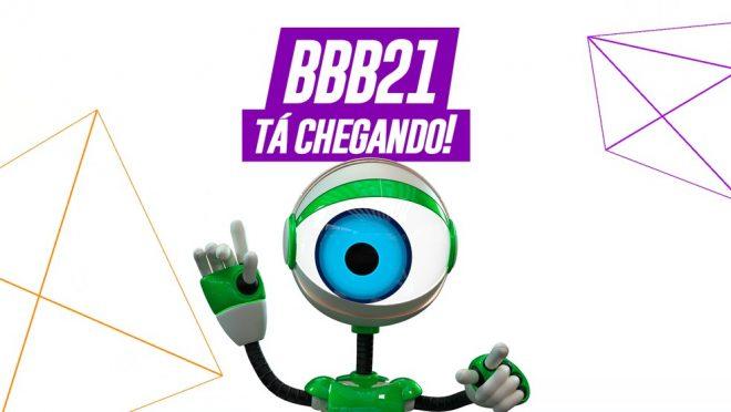 BBB 21 começa dia 25 de janeiro