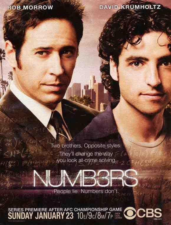Numb3rs Serie Completa Subtitulado
