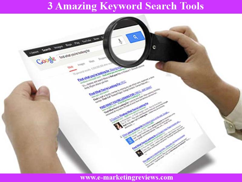 Free Keyword Search Tools