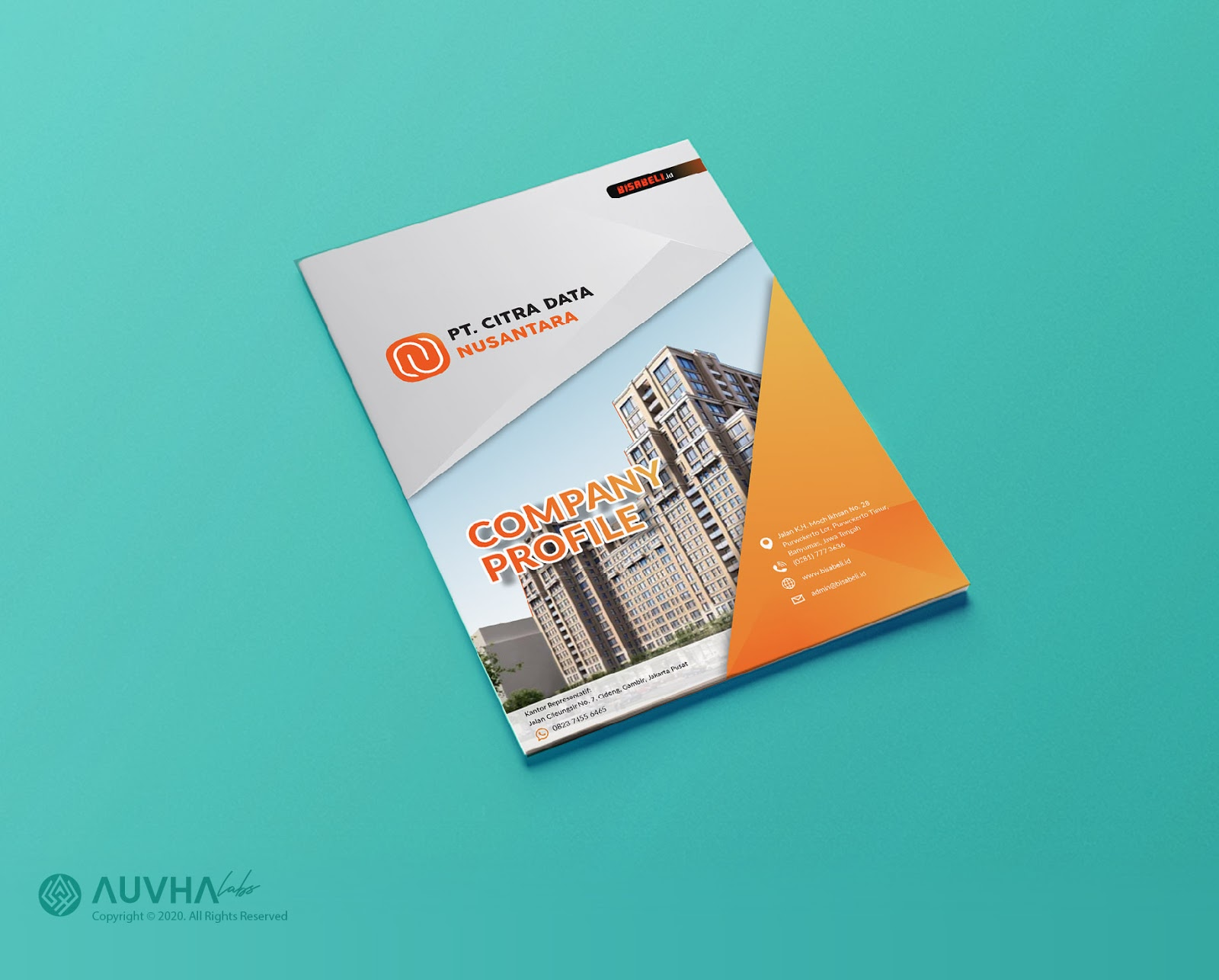 Company Profile PT Citra Data