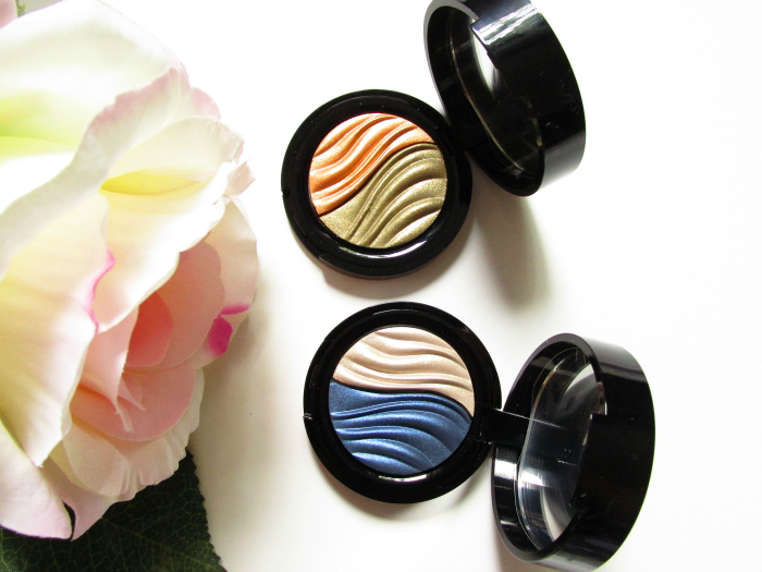 Review: ALCINA Miracle Eye Shadow Duo´s in autumn & winter