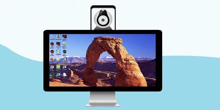 Cara Menjadikan Kamera HP Android Sebagai Webcam Komputer