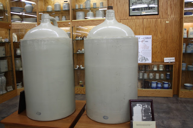 The World's Largest Jugs in Red Wing, Minnesota
