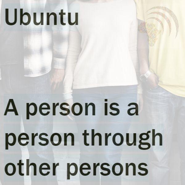 Ubuntu African connection