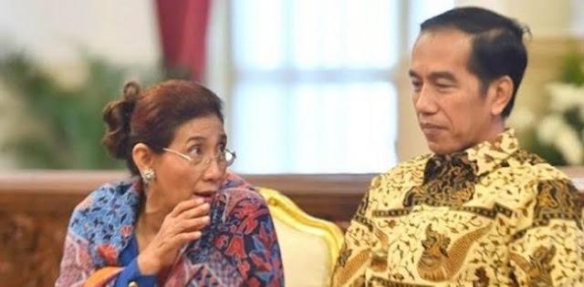 Nasir Djamil: Jokowi Tidak Akan Pungut Susi Lagi