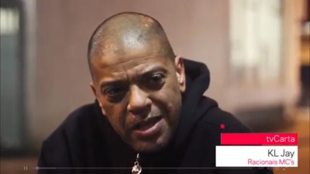 """""""Os pretos estão em território inimigo"""" diz o DJ Kl Jay"""