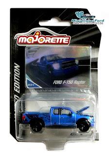 Majorette, Ford f-150 Raptor