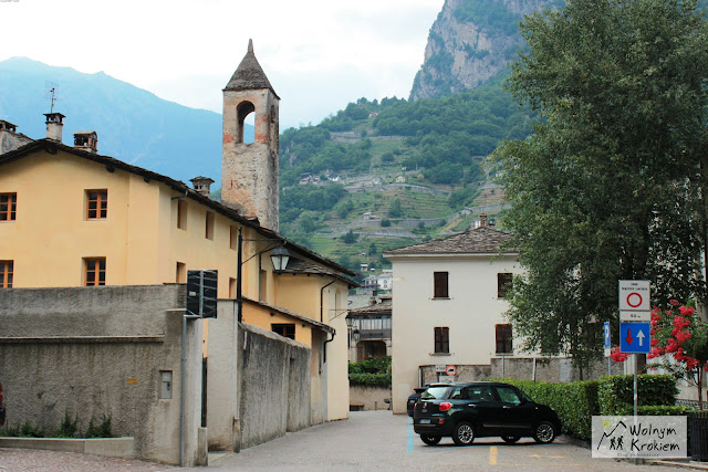 Chiavenna Włochy