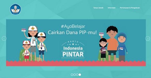 Besaran Dana Program Indonesia Pintar (PIP)/KIP SD, SMP, SMA dan SMK