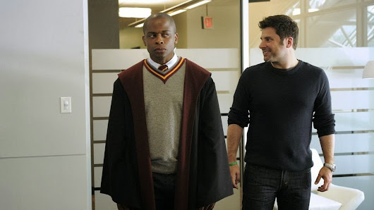 Psych Harry Potter Episode