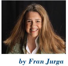 Fran Jurga, author