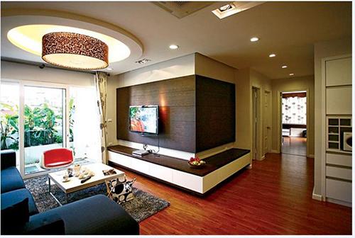 Làm trần thạch cao cho các căn hộ chung cư-1