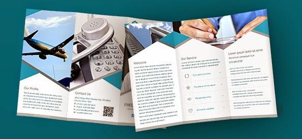 Business Brochure PSD