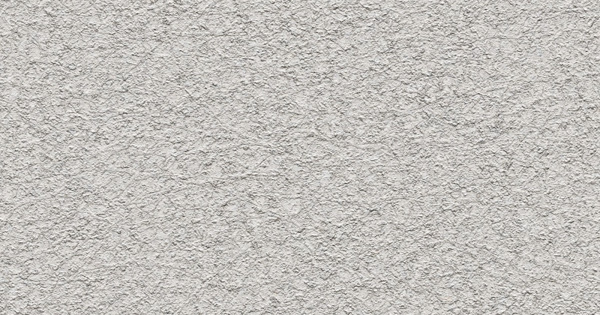 High Resolution Seamless Textures Rough Stucco White