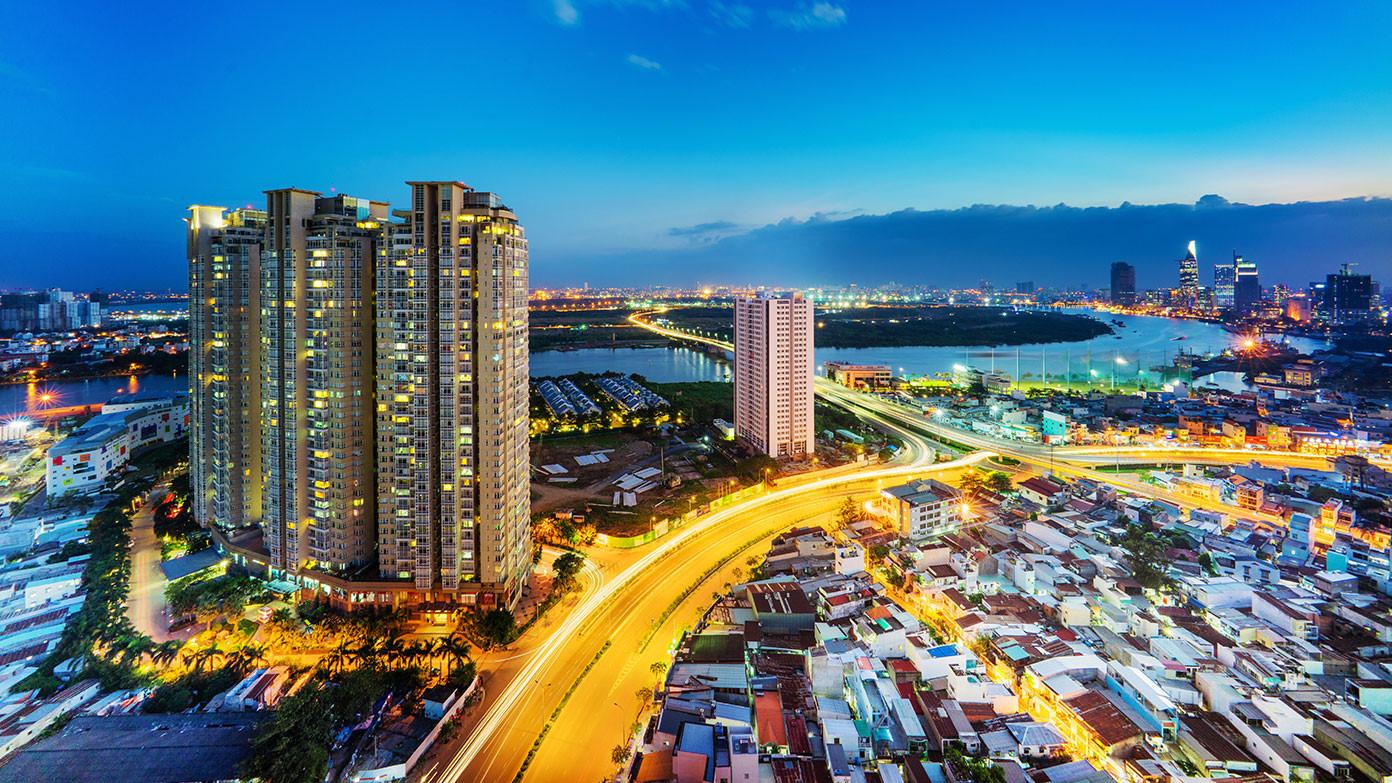 Xây dựng đồng bộ kết cấu hạ tầng góp phần phát triển đô thị bền vững