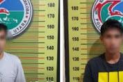 Diduga Pesta Shabu, Dua Lelaki Asal Sukamaju Di Ciduk Polisi