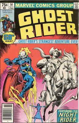 Ghost Rider #50, Night Rider
