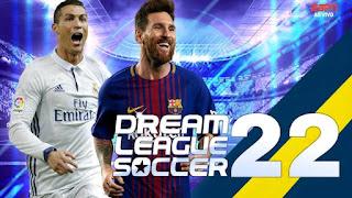 Télécharger DLS 2022 / Dream League Soccer 22 Mod Apk