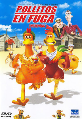 Chicken Run 2000 DVDR NTSC Latino