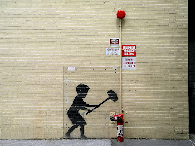 Banksy Clip Art