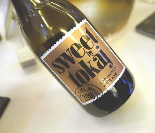 Mad Wine Sweet by Tokaj 2016
